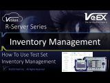 How to Manage Test Set Inventory with R-Server | Quick Guide